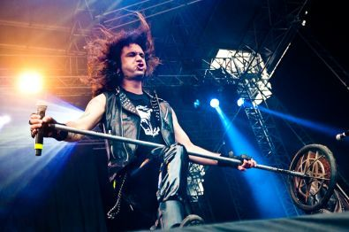 Moonspell, Masters of Rock, Vizovice, 11. - 14. 7. 13
