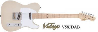 Vintage: Jerry Donahue Telecaster