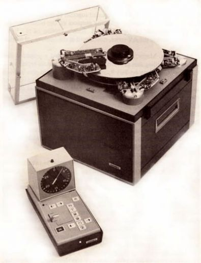 Ampex instant replay HS-100
