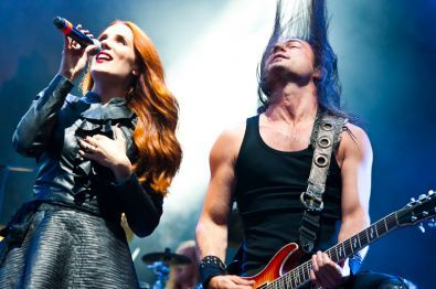 Epica, Masters of Rock, Vizovice, 10. - 13. 7. 14