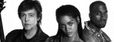 Kanye West, PaulMcCartney a Rihanna - FourFiveSeconds