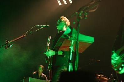 Queens of the Stone Age, Praha, 11. 8. 14