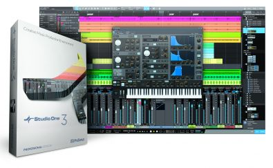 Presonus: Studio One 3.2