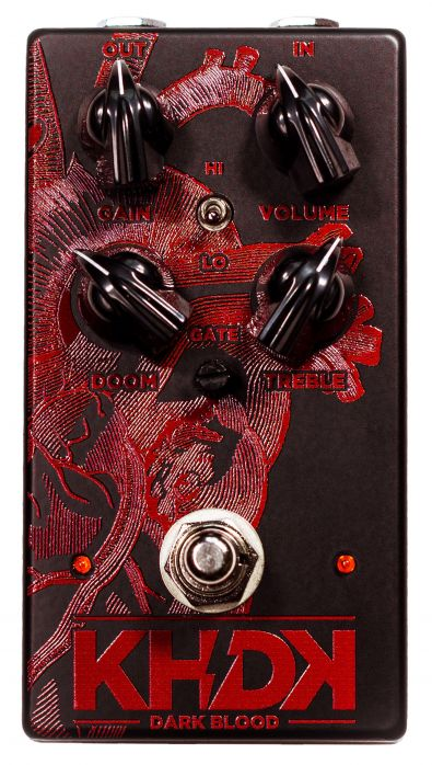 KHDK Electronics Dark Blood - kytarový distortion