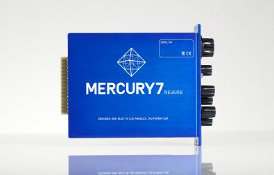 Modul Meris Pro Audio 500 Series Mercury7 Reverb