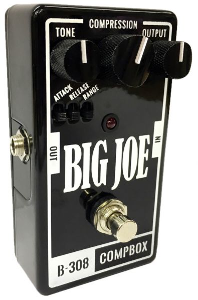 Big Joe Stomp Box Company: B-308 Compbox