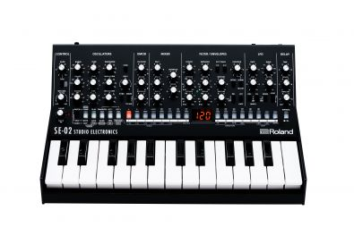 Roland: SE-02 Analog Synthesizer