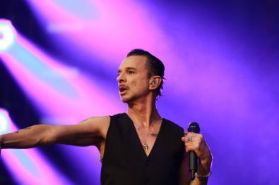 Depeche Mode na tour s beyerdynamic