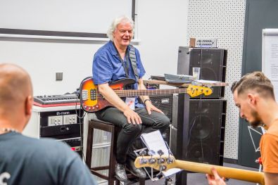 Neil Murray - Warwick Bass Camp 2016