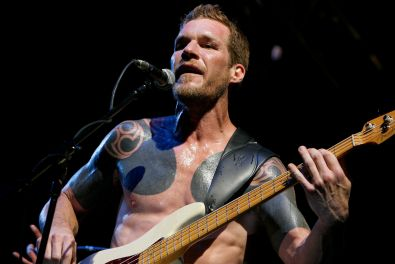 Bass profil - Tim Commerford