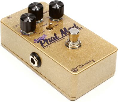 Keeley Super Phat Mod - true bypass overdrive