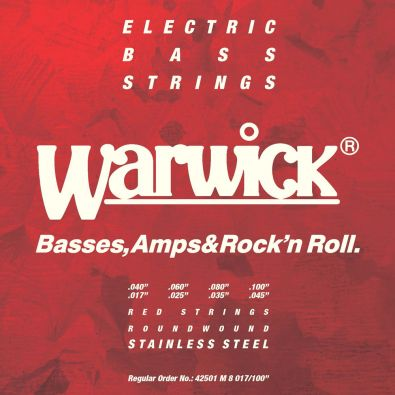 Warwick: Red Strings