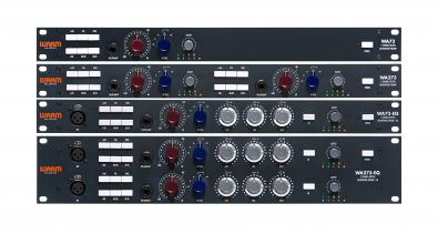 WARM AUDIO: WA73 SERIE