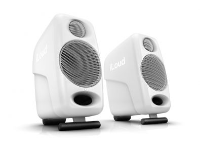 IK Multimedia: iLoud Monitor Micro – White special edition