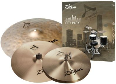Zildjian: K Sweet, A City Pack
