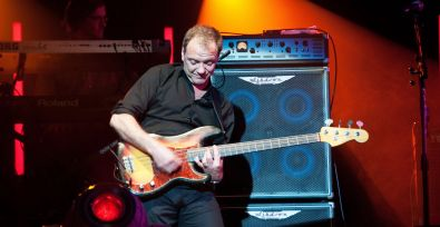 Bass profil - Guy Pratt