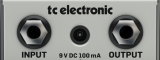 TC ELECTRONIC Forcefield Compressor: Forcefield Compressor