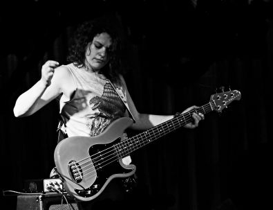 Bass profil - Julie Slick