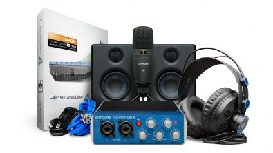 PreSonus: Audiobox Studio Ultimate Bundle