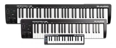 M-Audio: Keystation mk3