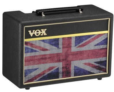 Vox: Pathfinder 10 Union Jack Black