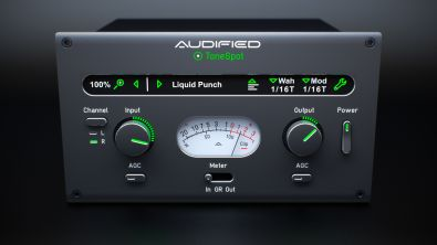 Audified: ToneSpot Bass Express