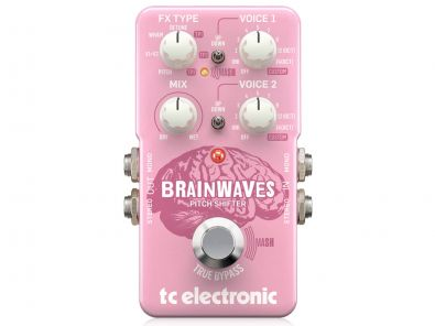 TC Electronic: BrainWaves pitch schifter