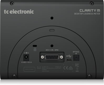 TC Electronic: Clarity M