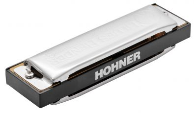 Hohner Hot Metal & Blues Bender - … v sérii Enthusiast