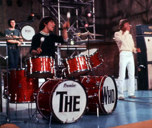 X-Beat-X, The Who