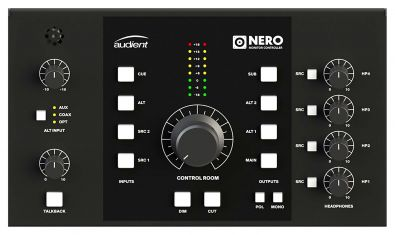 Audient Nero - monitor kontrolér