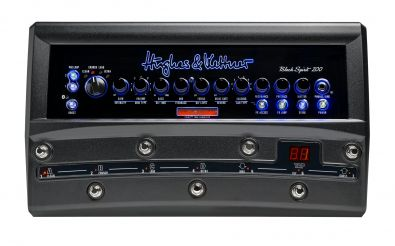 Hughes&Kettner: Black Spirit 200 Floor