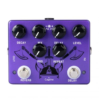 Caline: CP-80 Reverb Delay