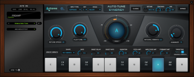 Antelope Audio: Auto-Tune Core