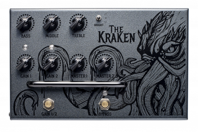 Victory Amps: V4 The Kraken Pedal Preamp
