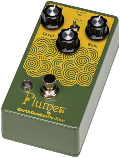 EarthQuaker Devices Plumes - zkreslovací krabička