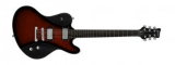 Framus: D-Series Idolmaker Burgundy Blackburst Transparent High Polish