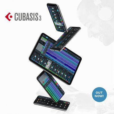 Steinberg: Cubasis 3 pro iPad a iPhone