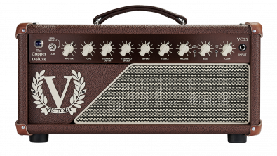 Victory Amplifiers: VC35 The Copper Deluxe