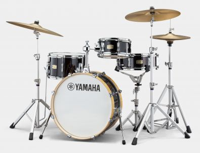 Yamaha Stage Custom Hip  Raven Black