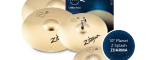 ZILDJIAN: Planet Z 4 Cymbal pack + 10