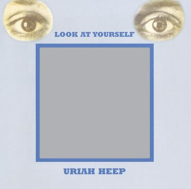 Top 10 hardrockových desek Vítězslava Štefla - Uriah heep - Look at Yourself