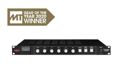 Warm Audio BUS-COMP: se stal držitelem ceny Gear Of The Year 2020