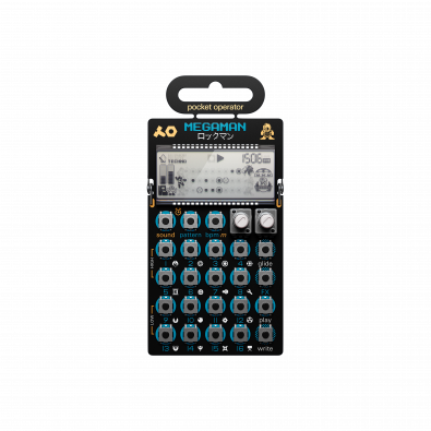 TEENAGE ENGINEERING: PO-128 Mega Man