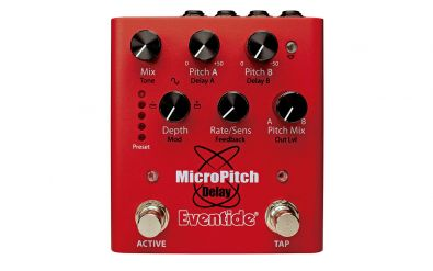 Eventide: MicroPitch Delay