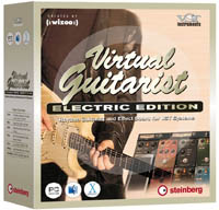 Virtual Guitarist Electric Edition