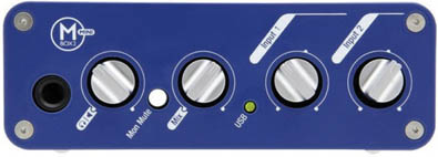 Digidesign Mbox 2 Mini - vícekanálový FireWire audio interface