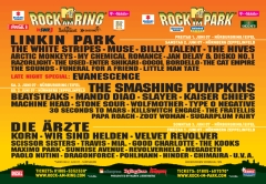 Rock am Ring & Rock im Park 2007