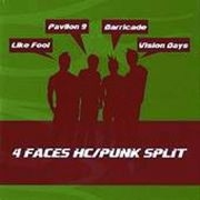 V.A.: 4 Faces HC (Punk Split)