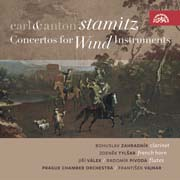 Carl & Anton Stamitz: Concertos for Wind Instruments